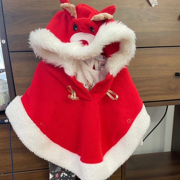 Girls 12 month Christmas outfit